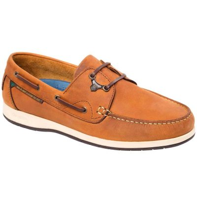 Dubarry Sailmaker X LT Deck Shoes - Men's Whiskey
