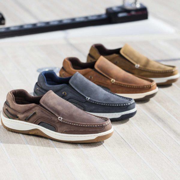 Dubarry Yacht Loafer Deck Shoes - Men's - 3 Colour Options