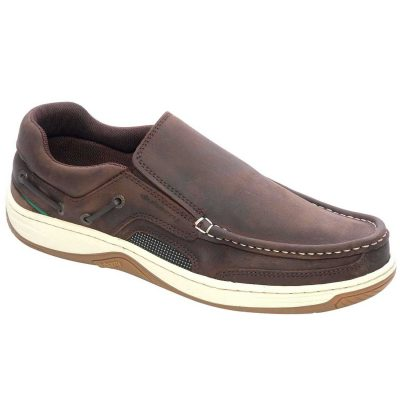Dubarry Yacht Loafer Deck Shoes - Men's - Donkey Brown