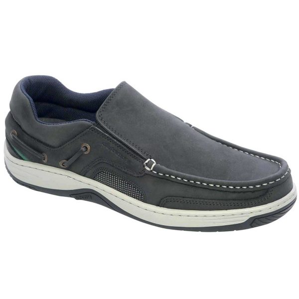Dubarry Yacht Loafer Deck Shoes - Men's - Navy
