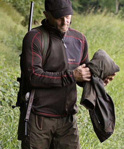 Härkila Orton Packable Mens Jacket - Dusty Lake Green