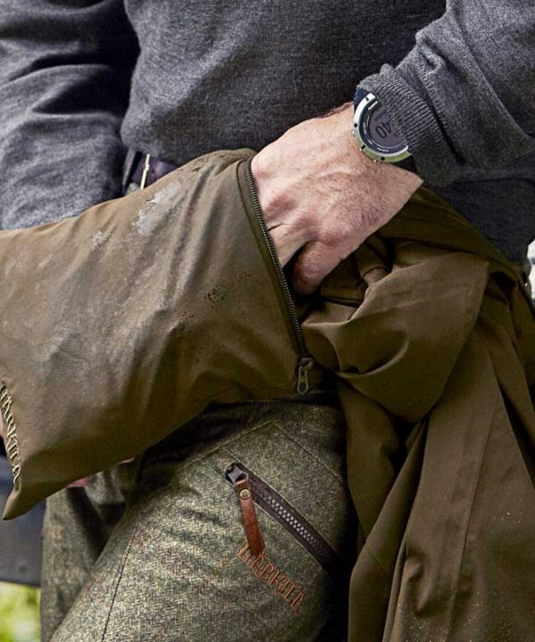Härkila Orton Packable Mens Jacket - Willow Green