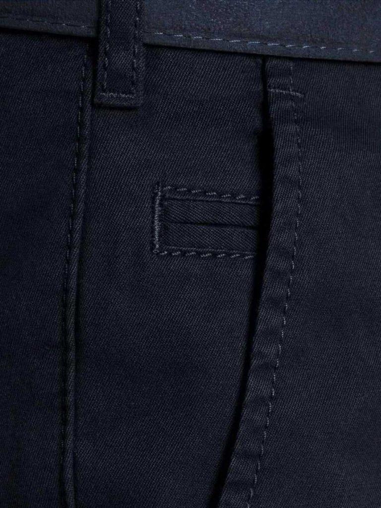 Meyer - Roma 3001 Lightweight Soft Cotton Chinos - Navy