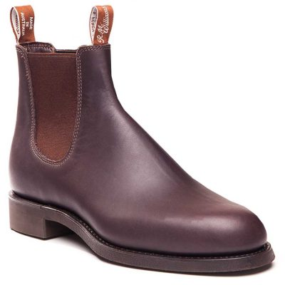 RM WILLIAMS Boots - Men's Gardener - Brown