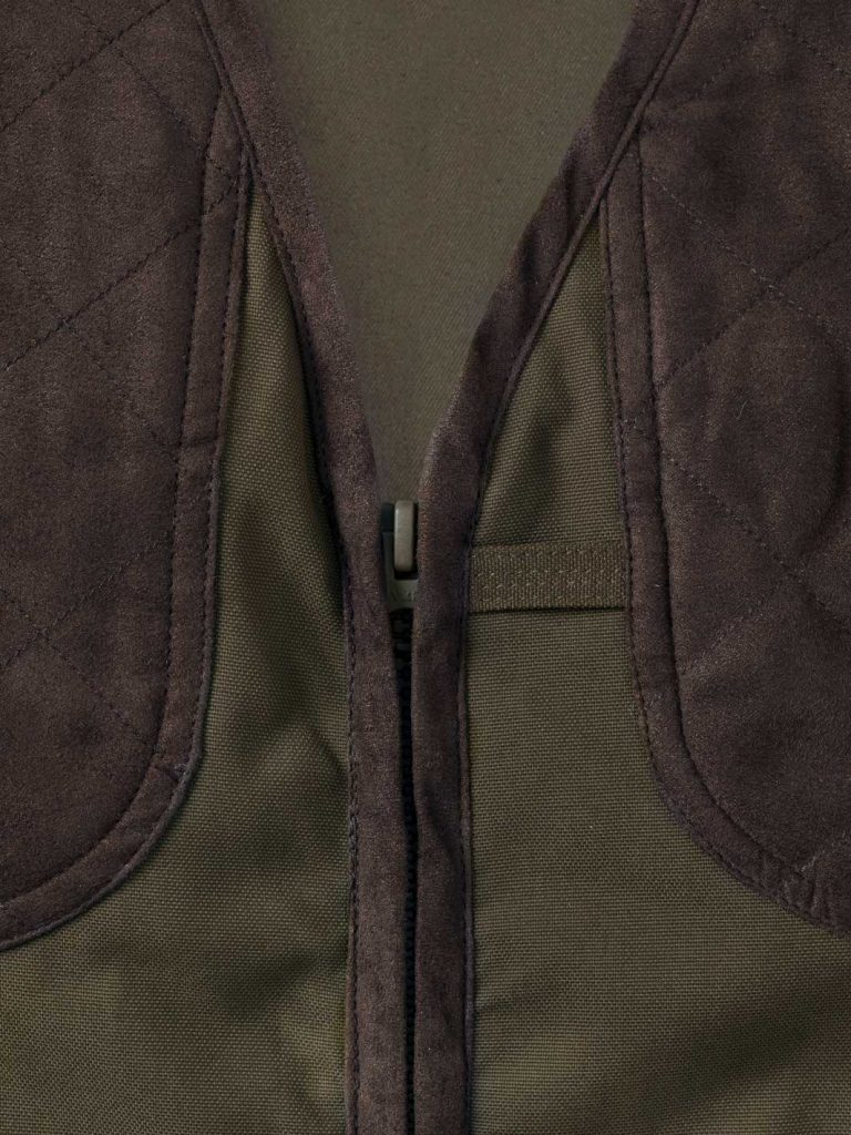 SEELAND Waistcoat - Mens Winster Classic - Pine Green
