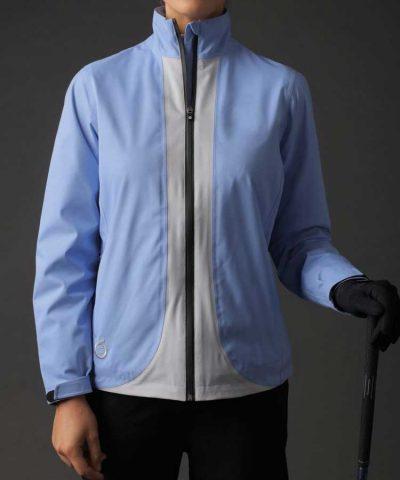 Sunderland Ladies Montana Lightweight Waterproof Golf Jacket