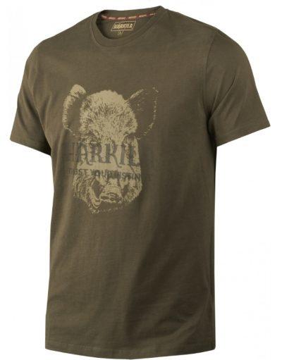Härkila - Mens Odin Wild Boar T-Shirt