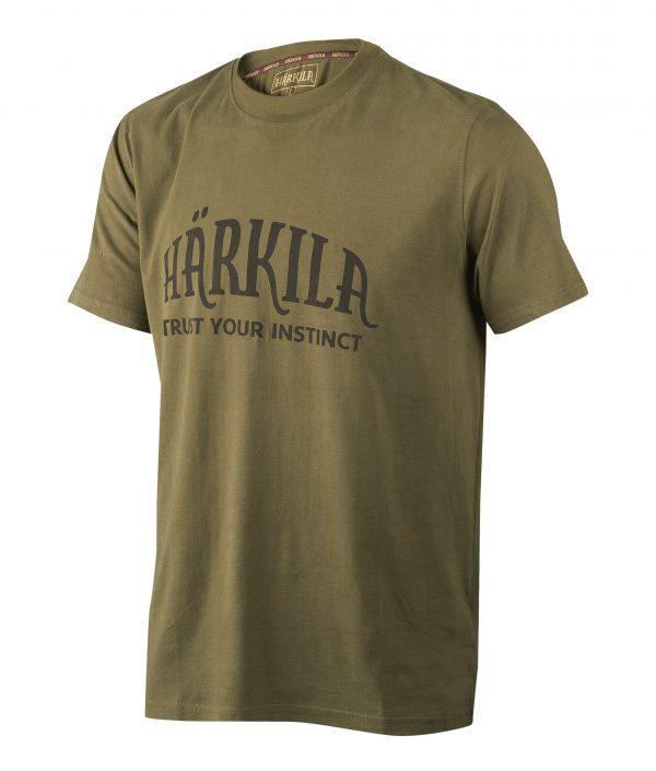 Härkila - Mens T-Shirt Olive