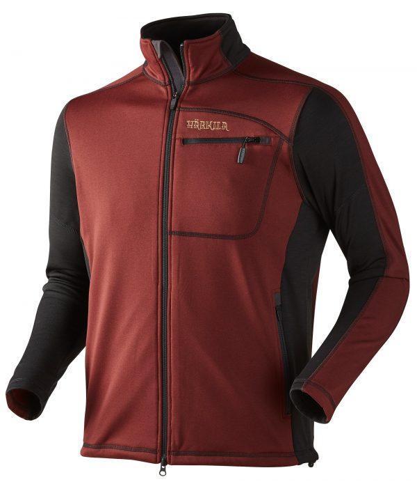 Härkila - Mens Vestmar Hybrid Fleece Jacket