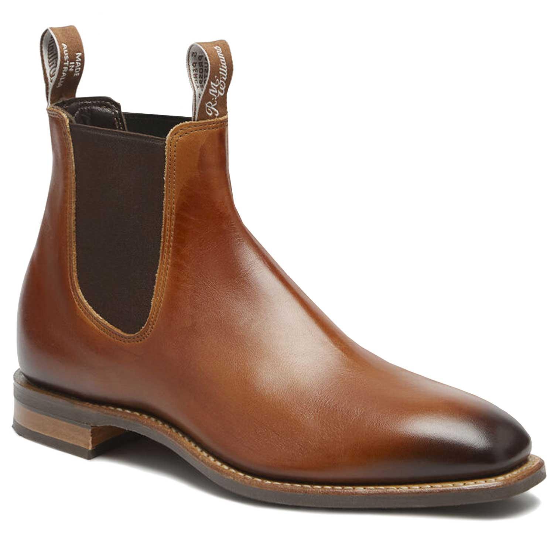 RM WILLIAMS Boots - Men's Chinchilla