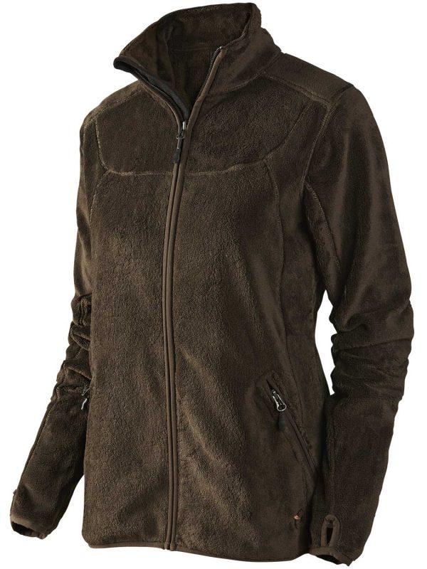 SEELAND Jacket – Ladies Bronson Fleece – Faun Brown