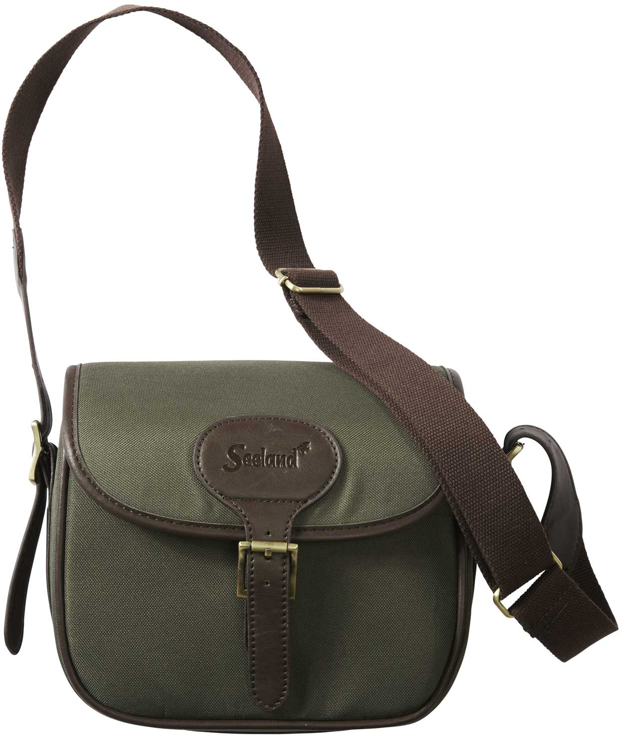 Design Line Green// One Size Brown Seeland Mens Boot Bag