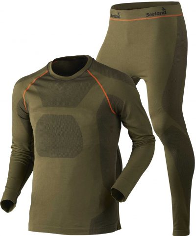 Seeland Men's Ageo Base Layer - 2 Piece