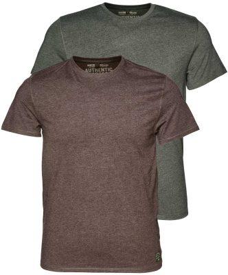 Seeland Men's Basic 2 Pack T-Shirt
