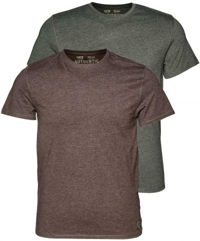 Seeland Men's Basic 2 Pack T-Shirt