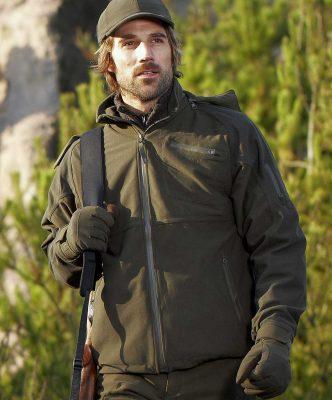 Seeland Men's Eton Jacket - Pine Green