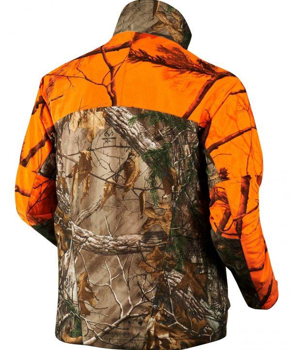 Seeland Men's Excur Jacket - 30% Realtree® Orange Blaze