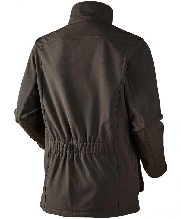 Seeland Men's Winster Softshell Jacket - Black Coffee