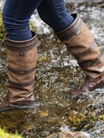 Dubarry Galway ExtraFit™ Boots - Walnut