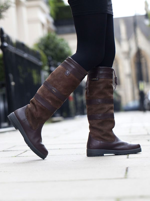 5c3f947a31a DUBARRY Galway SlimFit™ Boots - Waterproof Gore-Tex Leather - Walnut