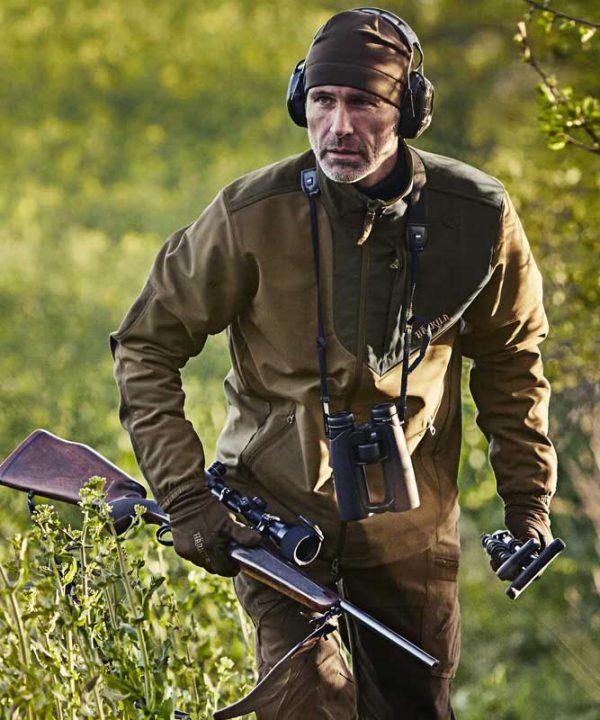 Härkila Pro Hunter Mens Softshell Jacket - Willow Green