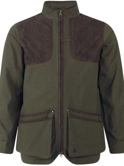 SEELAND Jacket - Mens Winster Classic - Pine Green