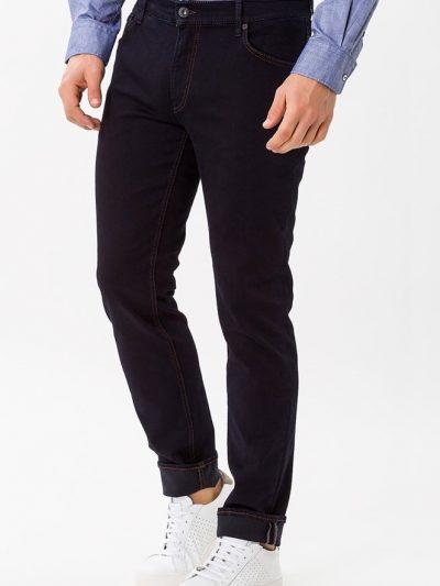 BRAX Jeans - Mens Chuck Hi-Flex Denim - Perma Indigo