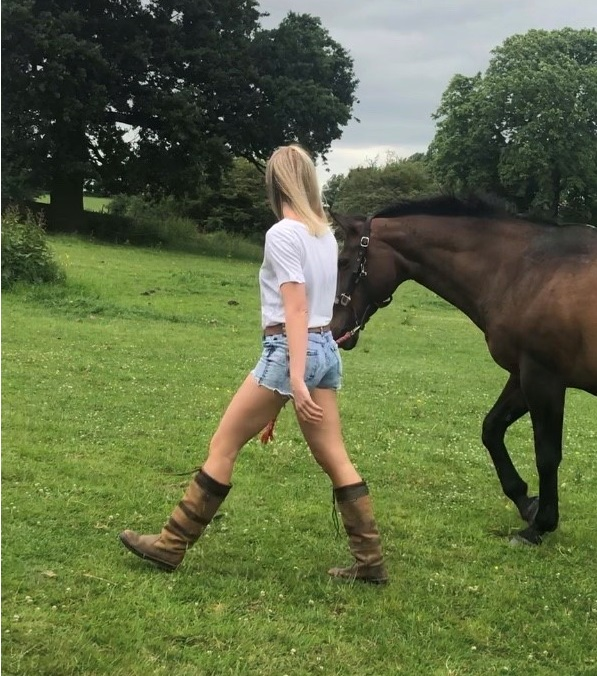 horse dubarry galway boots