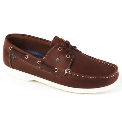 DUBARRY Deck Shoes - Men's Admirals - Brown