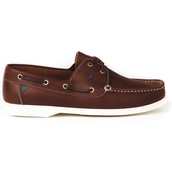DUBARRY Deck Shoes - Men's Admirals - Brown