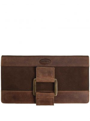 DUBARRY Purse - Ladies Dunbrody Leather - Walnut