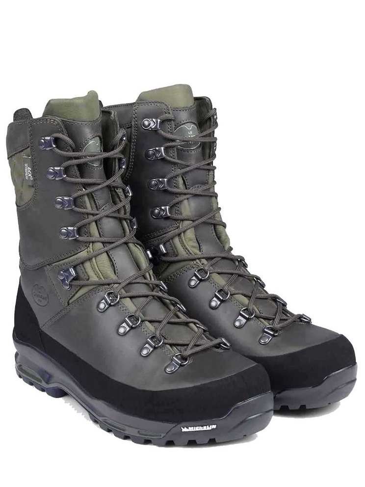 LE CHAMEAU Boots - Mens Chameau-Lite LCX® 10'' Stalking - Marron