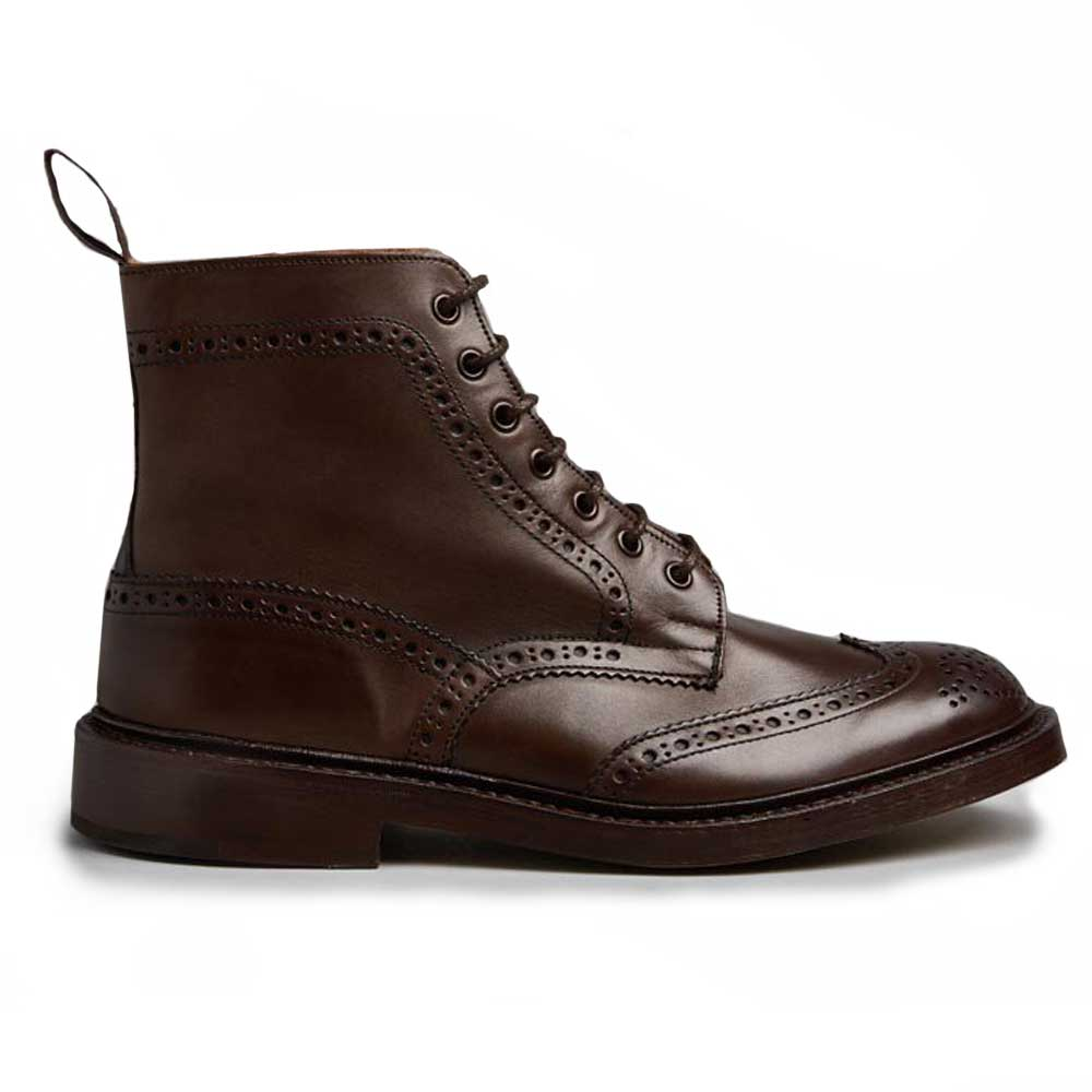 Trickers Boots - Mens Stow Dainite or