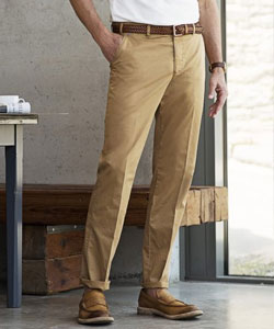 Bruhl Trousers Mens Chinos
