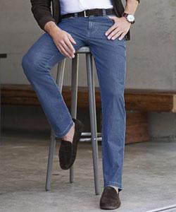 Bruhl Trousers Mens Denim Jeans