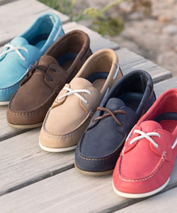 Dubarry Deck Shoes