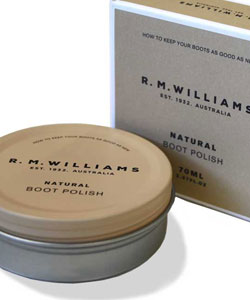 RM Williams Leather Care Products