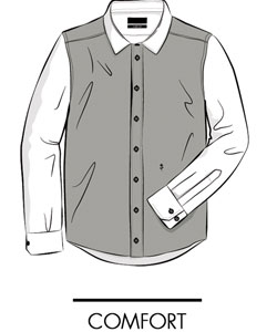 Seidensticker Shirts Comfort Fit