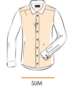 Seidensticker Shirts Slim Fit
