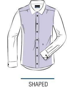 Seidensticker Shirts Tailored Fit