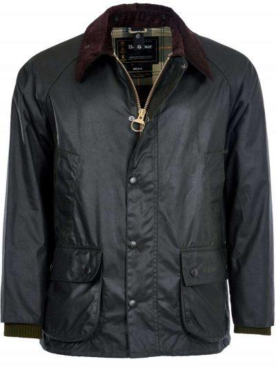 BARBOUR Wax Jacket – Mens Bedale - Sage