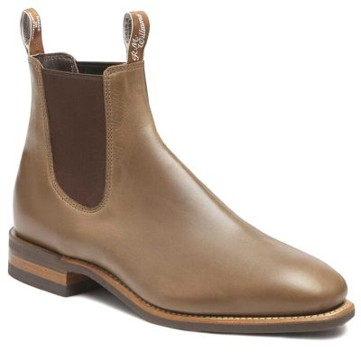 RM WILLIAMS Boots - Men's Comfort Craftsman - Nutmeg