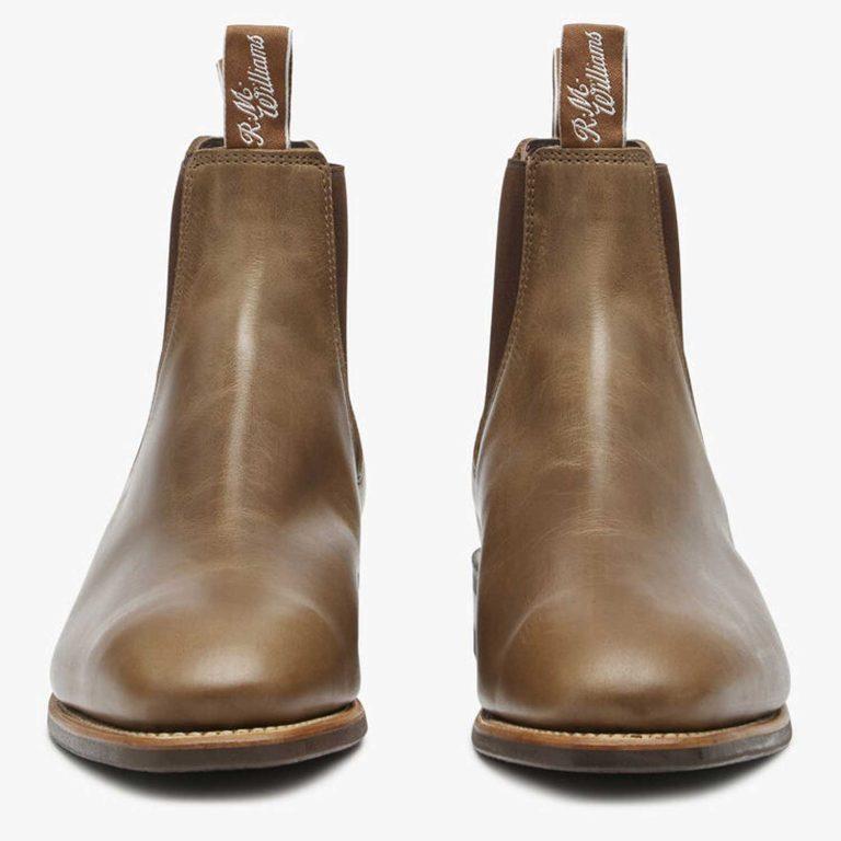 RM WILLIAMS Boots - Men's Comfort Craftsman - Nutmeg