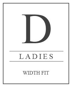 Shoe D Ladies Fitting Width Fit