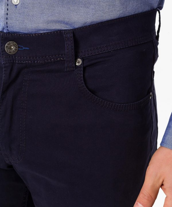 authentic quality order online cheap for sale BRAX Chinos - Mens Cooper Fancy Cotton - Perma Blue