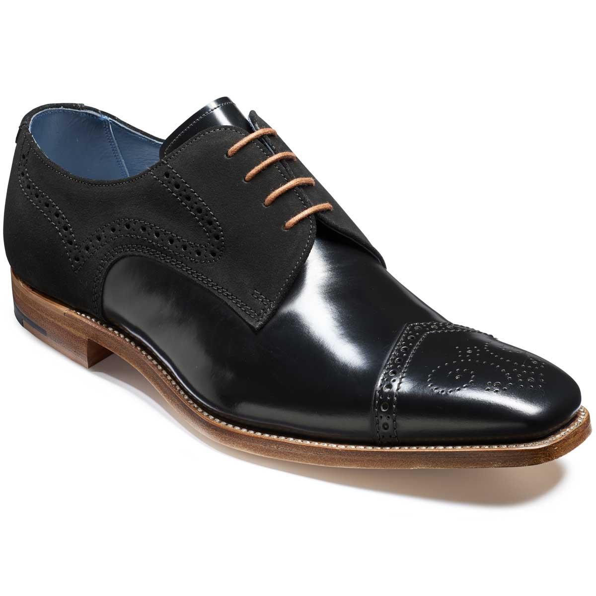 Barker Luca Derby Shoes