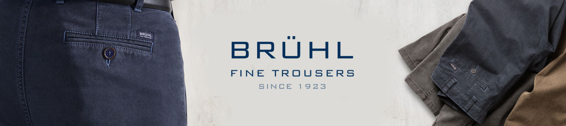 Bruhl Trousers Official Stockist Leicester