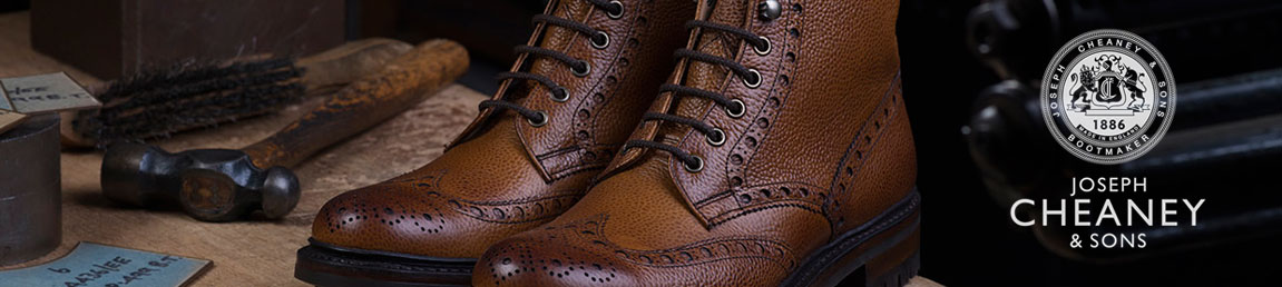 Cheaney Shoes Official Stockist Leicester