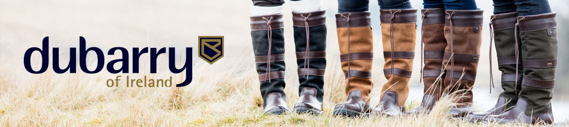 Dubarry Boot Official Stockists Leicester