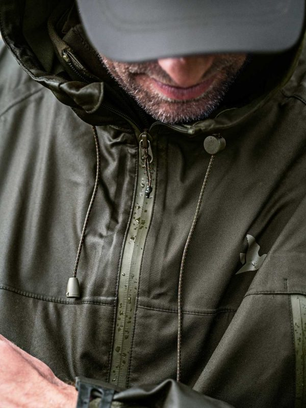 SEELAND Jacket - Mens Hawker Light - Pine Green